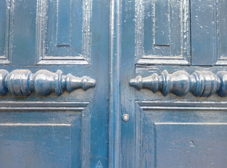 Blue Doors, Zipaquirá