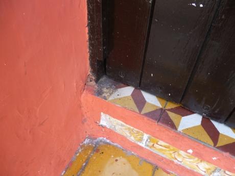 Doorstep Tile, Colombia